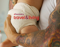 Discovery Travel & Living Channel Re-fresh