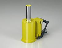 Schleppstange + Hydraulik // tow bar + hydraulic
