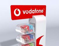 Vodafone Stands