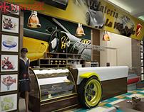 Gelateria Tonino Lamborghini