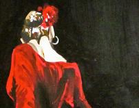 Dancer illustrations