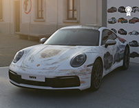 Porsche 911 Timeless Machine