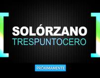Promo Solórzano 3.0