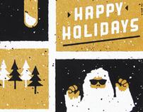 Upstatement Holiday Cards