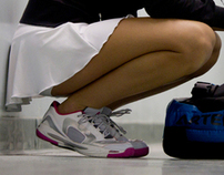 Ladies' tennis FOOTWEAR (SS12)
