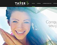 Web Site Tayer Engenharia
