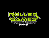 Roller Game (FIRS) /2D Motion Graphic