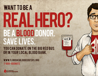 Blood Donor Advertisement