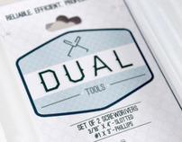 Dual Tool Packaging