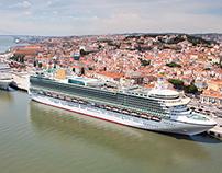 Cruise Day Lisbon 2015 - Aerial Photoshoot