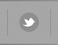 Website Social Media Icons