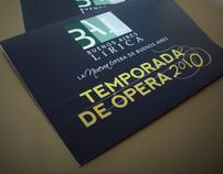 Buenos Aires Lírica, Temporada de Opera 2010