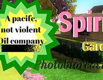Spirit Garden Photobioreactor