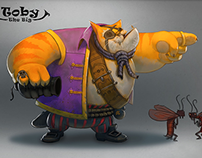 PiRats Character Design