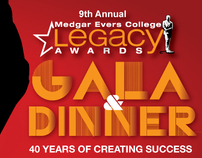 MEDGAR EVERS COLLEGE LEGACY AWARD GALA