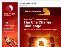 Snapdragon One Charge Challenge