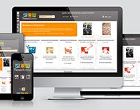 Communication, identité visuelle, webdesign Tamm Kreiz