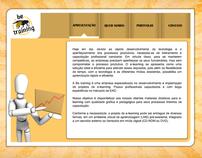 Hot Site para empresa de EAD