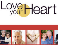 Heart attack prevention brochure