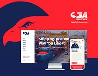 3A Solutions Website Design