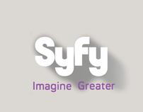 Syfy Network Identity