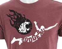 T-shirt design, WSU Vancouver