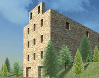 A Renovation of The Great Stone Barn