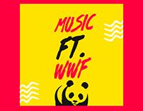 Music Ft. WWF