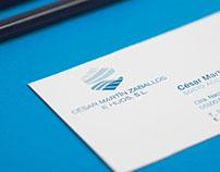 Cesar Martín – Branding Project