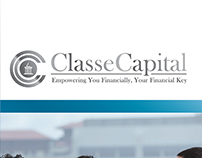 Classe Capital Brochure Design