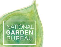 National Garden Bureau Identity Redesign
