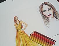 Я|R / YELLOW / Illustration
