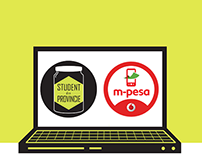 Vodafone M-Pesa | Student din provincie 2014