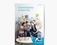 Leaflet Sony Xperia