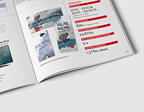 Valais/Wallis Promotion, annual report