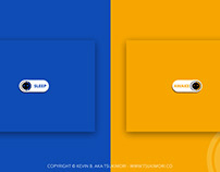 On/Off Switch - Daily UI 015