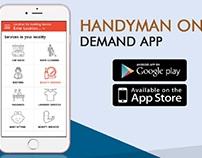 On Demand Handyman App