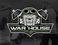 (RE) Logo: WarHouse