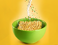 Ifad Noodles Advertising