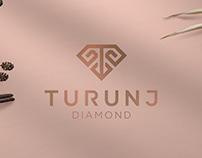 Turunj Diamond Branding