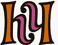 "THE LETTER ""H"" FOR ""THE ALPHABET PROJECT"""