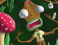 Tree Crying