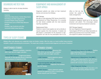 Clinic Brochure