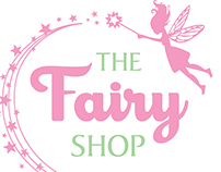 The Fairy Shop and Cafe Brand Identity