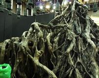 Tengu forest for 47ronin movie