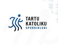 Tartu Katoliku Spordiklubi logo