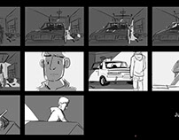 Junk Car Storyboard thumbnail