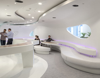 SYZYGY Frankfurt / Interior Design