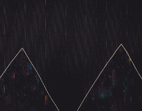 RECORDER Mountain Artwork