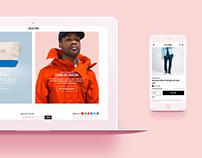 Gentry NYC Website